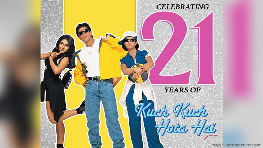 21 Years of 'Kuch Kuch Hota Hai', Read Karan Johar's 'Special' Tweet about This