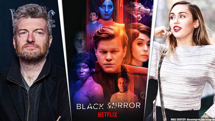 Black Mirror Season 5 is Approaching, Miley Cyrus to be One of the Starcast?