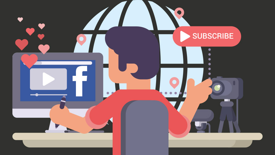 Facebook Trend 2018 - 24/7 Live Streaming for Business