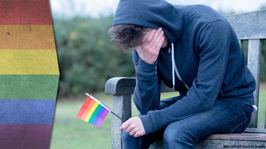 The LGBTQ Youth is Suffering Severely with Mental Health Issues