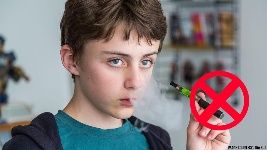 FDA Plans a Campaign to Prevent Youngsters from Using E-Cigarettes