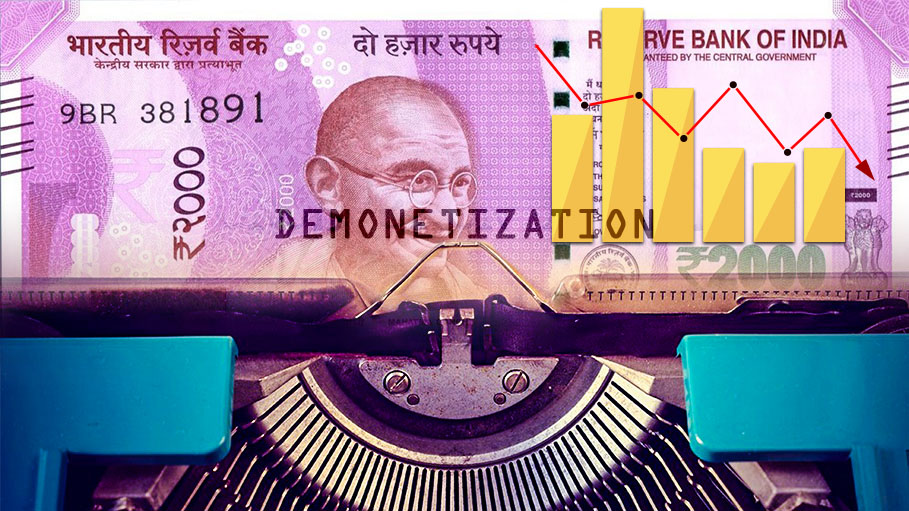 Two Years after Demonetization- Where is Indian Economy Standing?