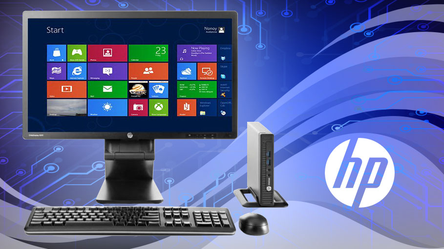HP Brings Affordable Digital Learning with Mini Desktop