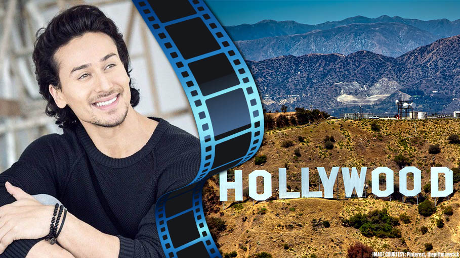 Is Tiger Shroff Making His Debut in Hollywood?