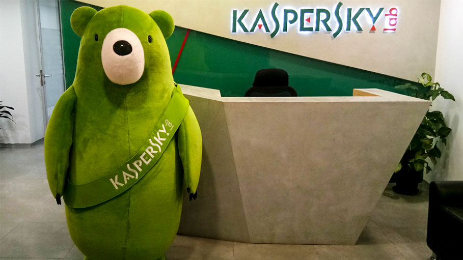 Kaspersky's Green Bear Comes up With 'Play Win-Buy Win' Campaign