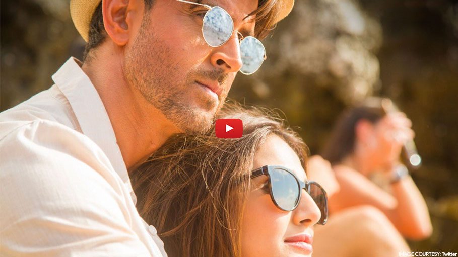 'War' Ghungroo Song: Hrithik Roshan and Vaani Kapoor Dance Number Flauntes Beach Vibes