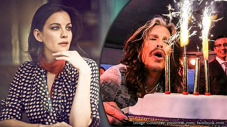 Liv Tyler Posted These Beautiful Lines for Steven Tyler On His 70th Birthday