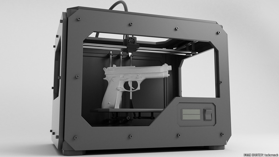 US Government Legalizes 3D Guns- Everything You Need to Know about the 3D Printed Firearm