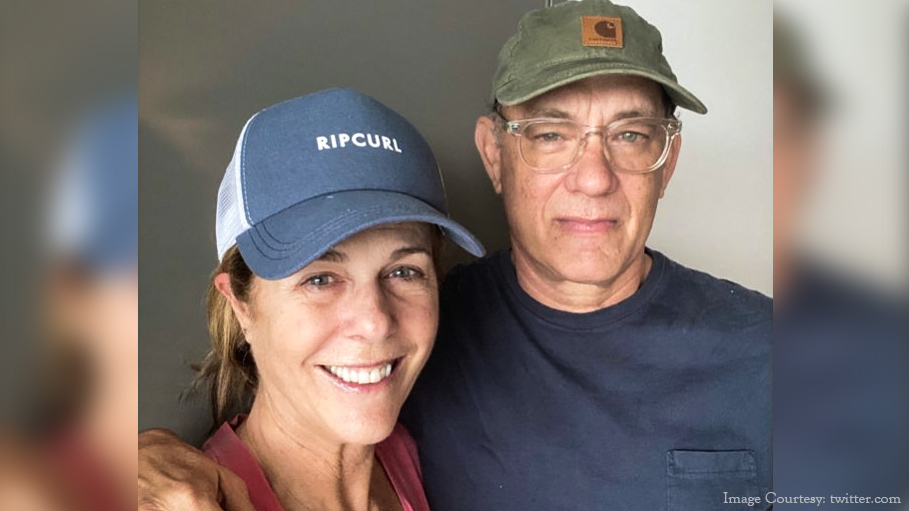 Actor Tom Hanks has a Suggestion for the Coronavirus Infected Patients