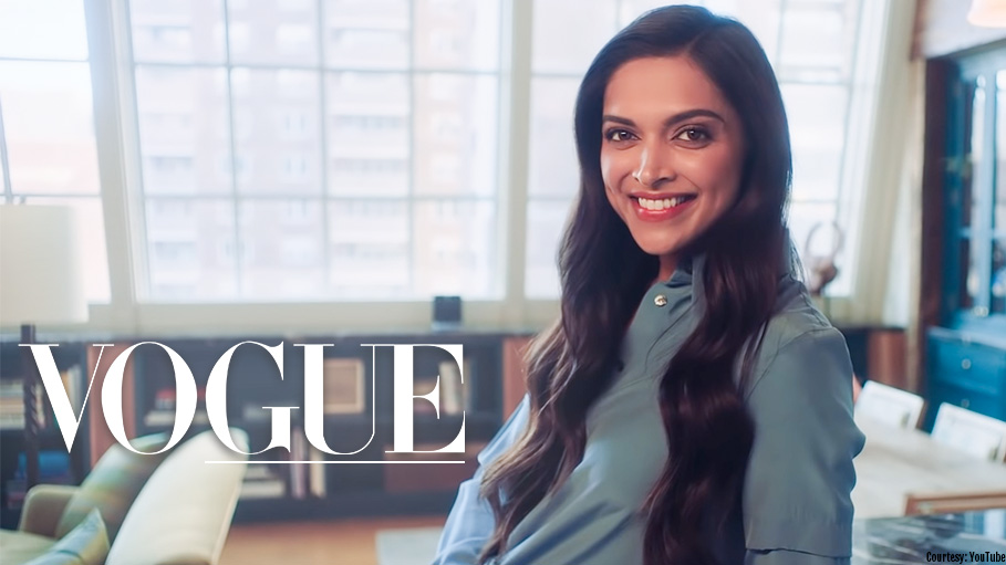73 Questions with Deepika Padukone by Vogue is Witty, Engaging and Ends on a Dancing Note