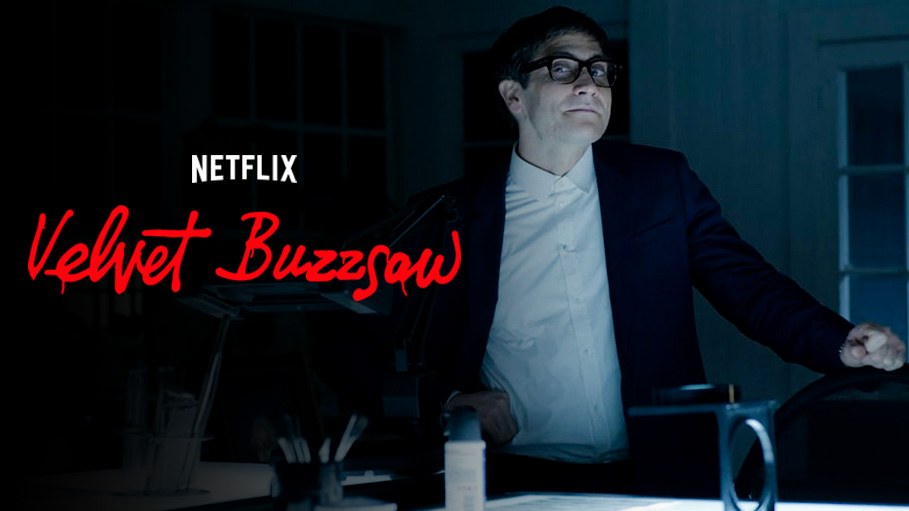 Velvet Buzzsaw Review: A Sphere Where Art Met Death, Not Satisfaction