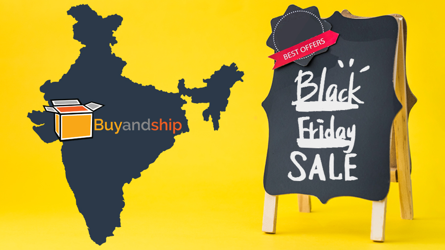 Buyandship Brings Black Friday to Indian Shoppers
