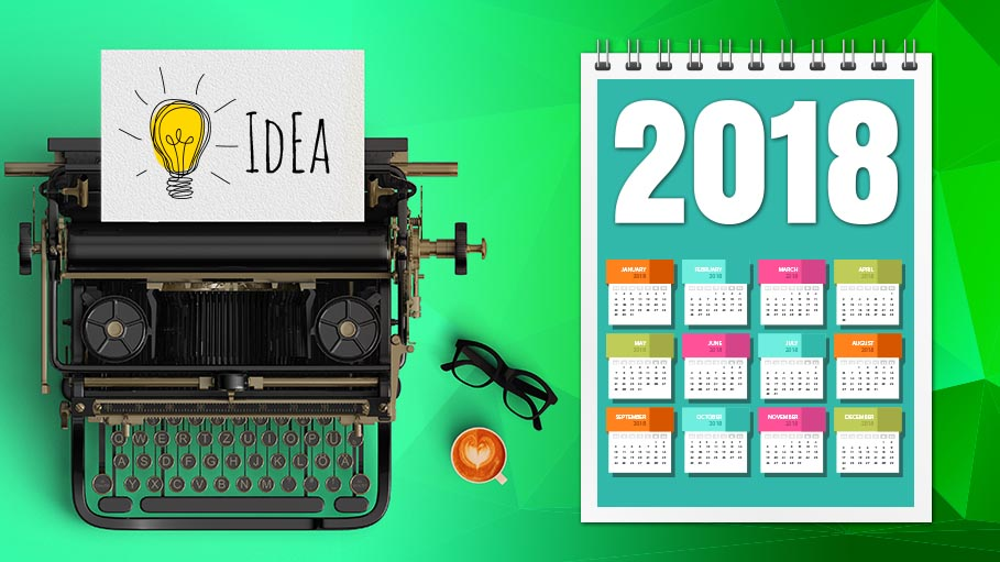 Fill out Your Editorial Calendar with these Content Ideas