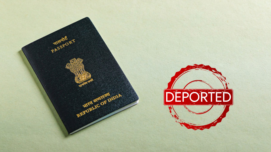 150 Indians Deported from the US for Violating Visa Norms