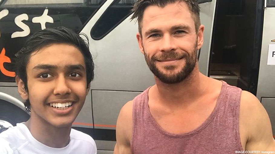 Chris Hemsworth Reciting the Famous DDLJ Dialogue Will Leave You Amused