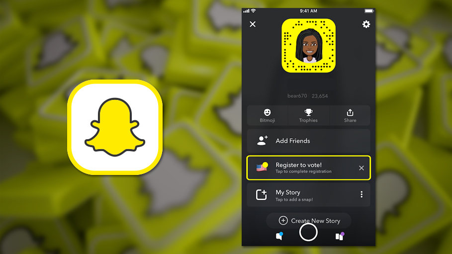 Snapchat Introduces Voting Feature: The New Initiative Might Pool in More Young Voters