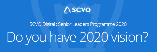 Image : first page of downloadable pdf of Senior Leaders Programme 2020 brochure