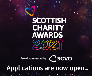 Scottish Charity Awards - applications are now open