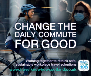 Change the daily commute for good! Travel Know How Scotland