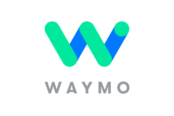 Logotipo de Waymo
