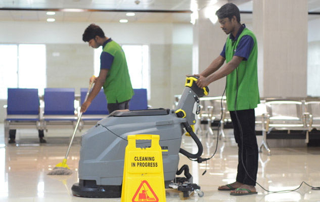 Maintenance and Cleaning Service