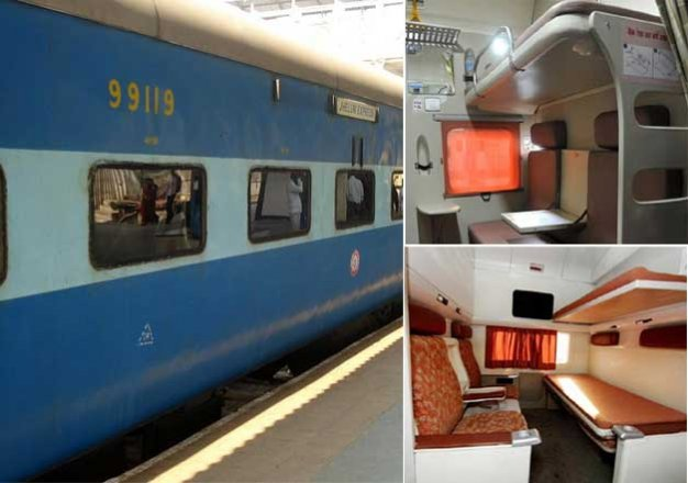 Railway Coach Cleaning Services