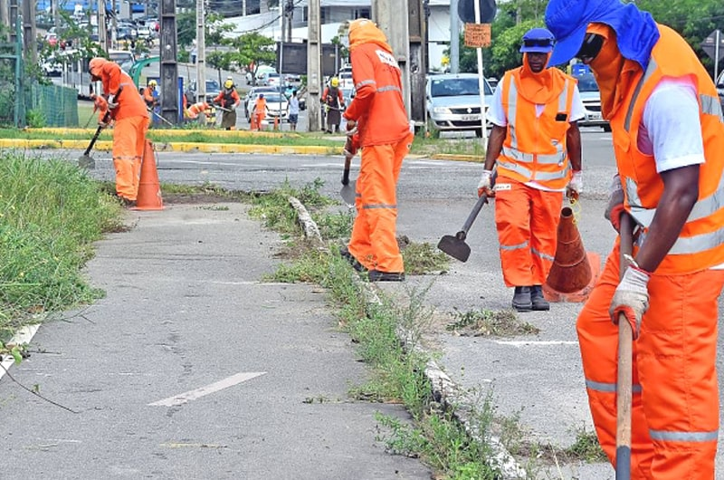 Road Cleaning Services