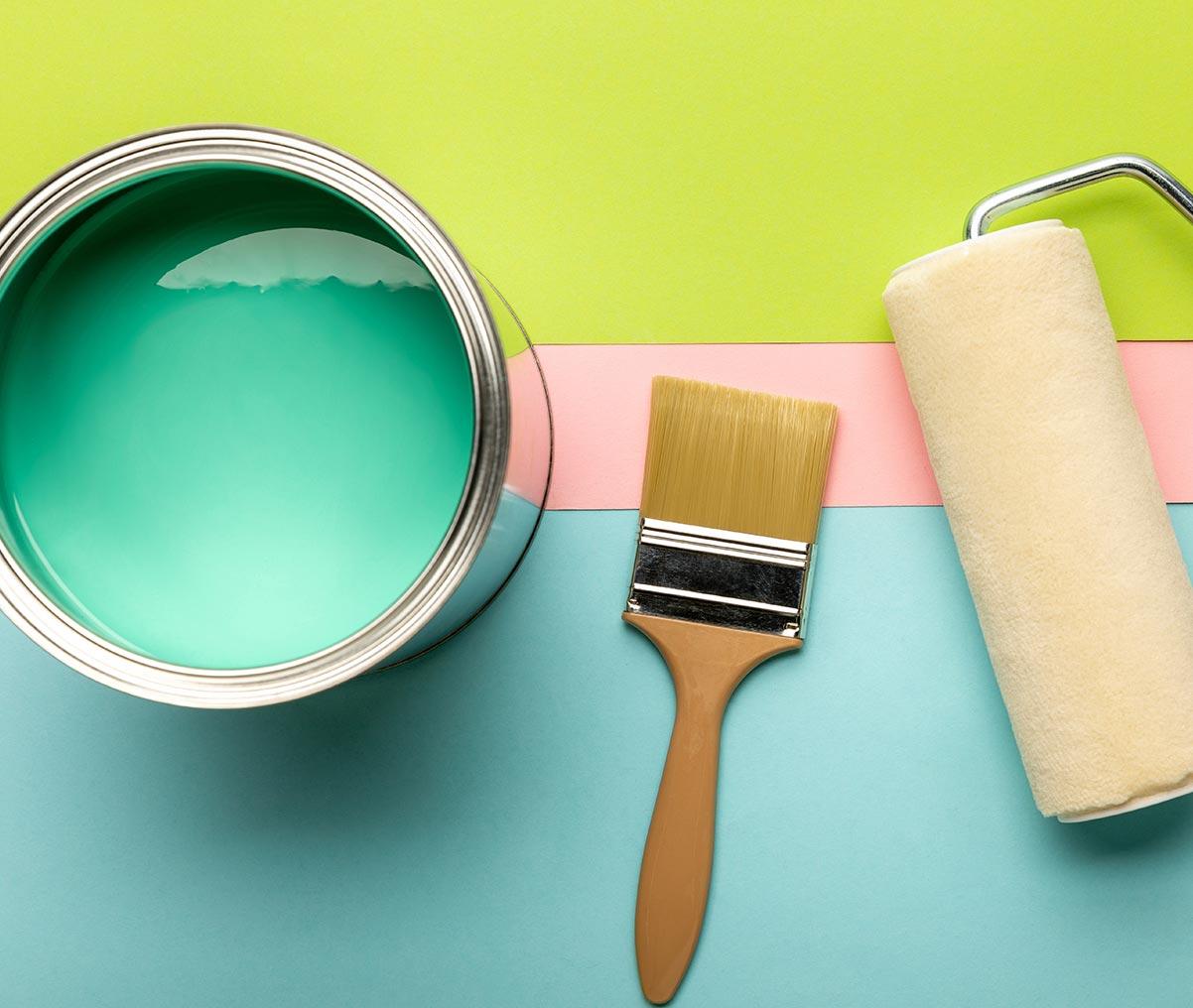 Paint Management Service