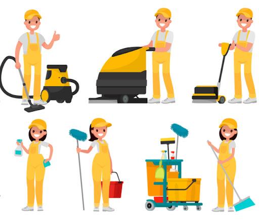 Mechanized housekeeping