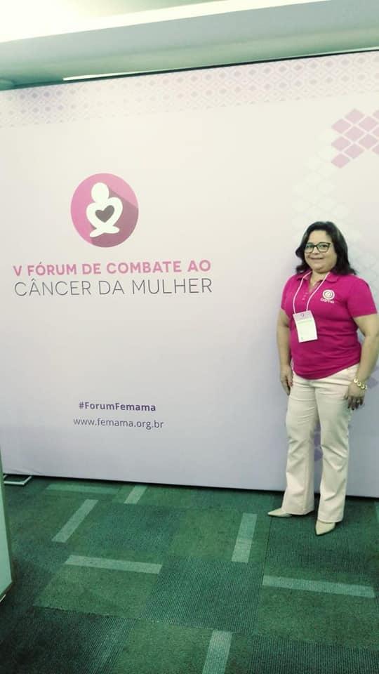 V Forum de Combate ao Cancer da Mulher