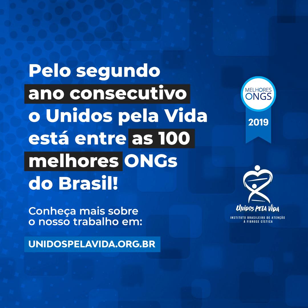 Melhor ONG de Pequeno Porte do Brasil!