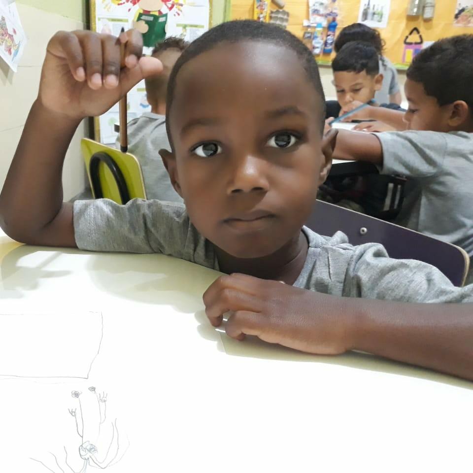 Turminha da Educação Infantil