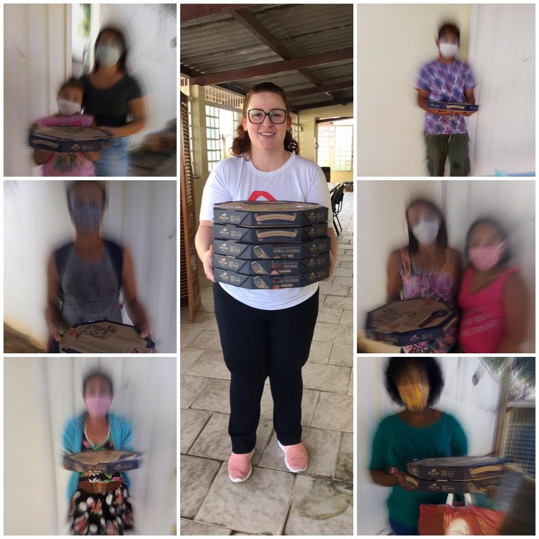 A Campanha Bella Ajuda foi um sucesso!!