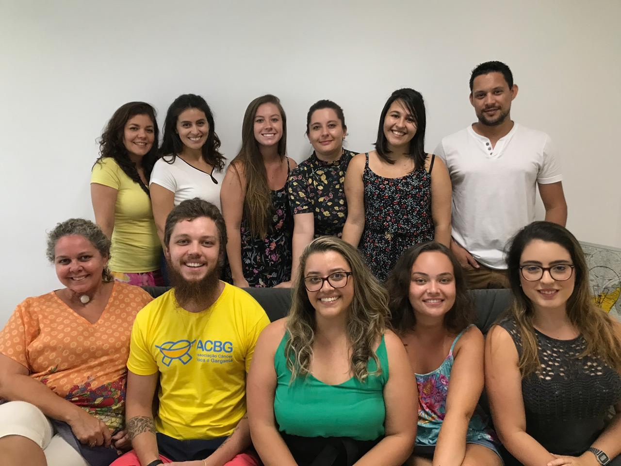Equipe ACBG Brasil