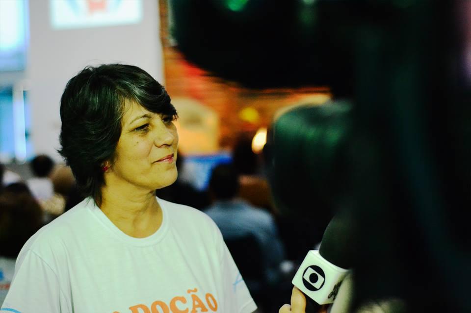 Foto da equipe da ONG alegriaa grupo de apoio a adocao em jacarei