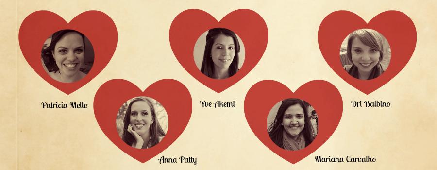 Equipe Amor em Cartas