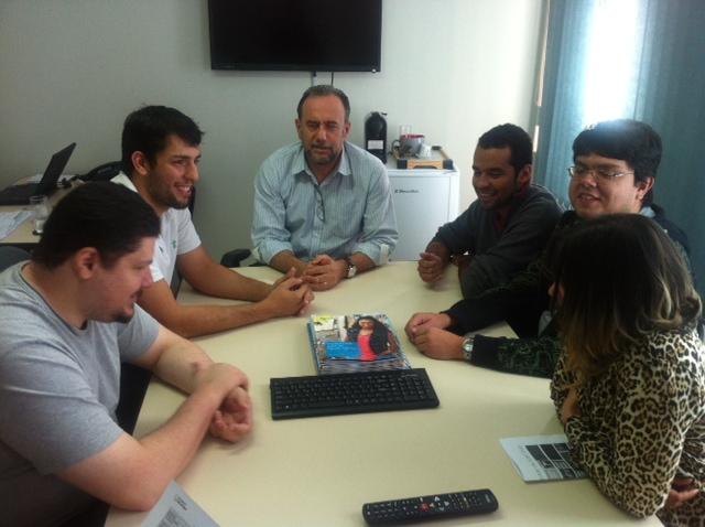 Foto da equipe da ONG Associação Telecentro De Informação E Negócios - Atn