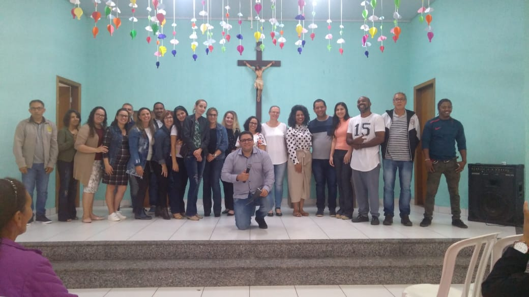 Equipe Associação Rainha da Paz