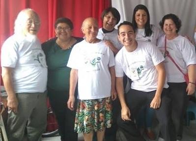 Foto da equipe da ONG Instituto Bioleo de Desenvolvimento Sustentável