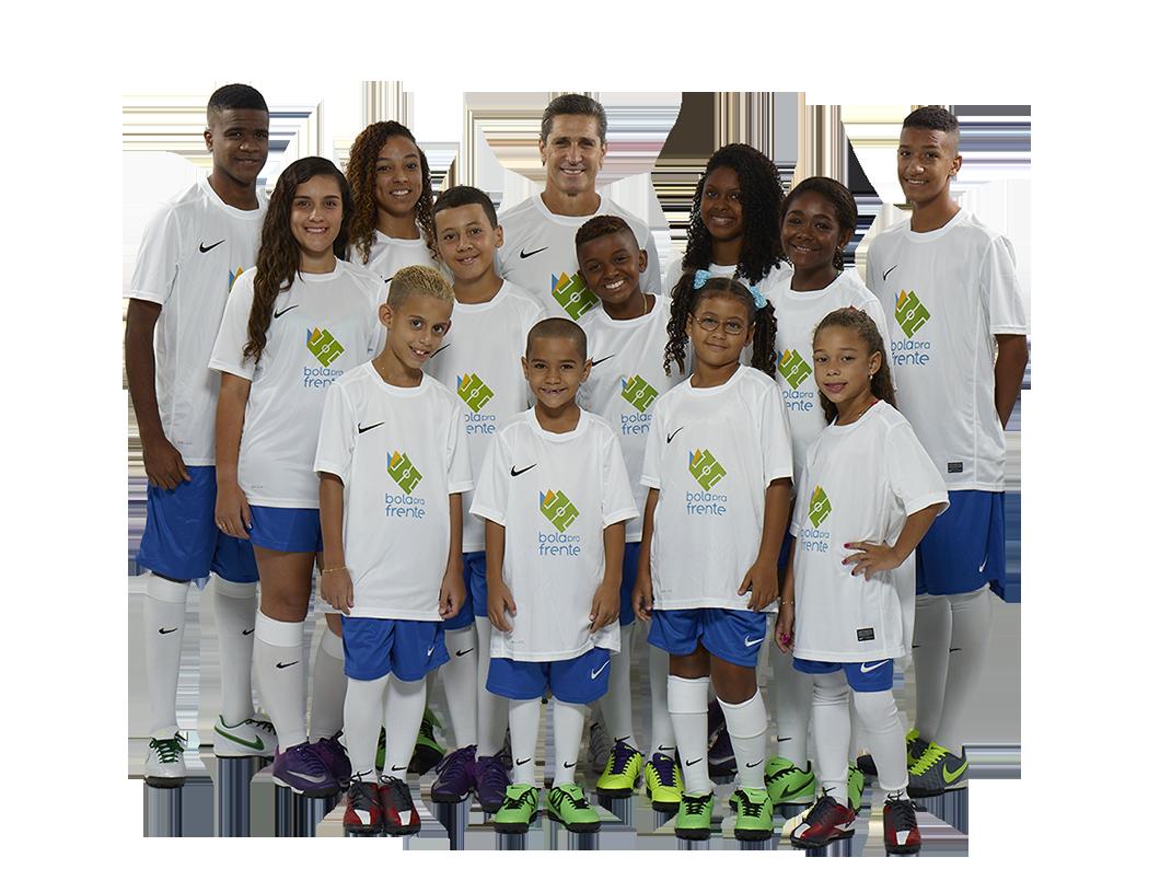 O esporte como ferramenta para a construção de valores em prol da promoção social.