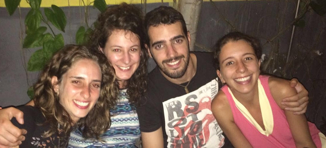 Foto da equipe da ONG Brasil Tomorrow