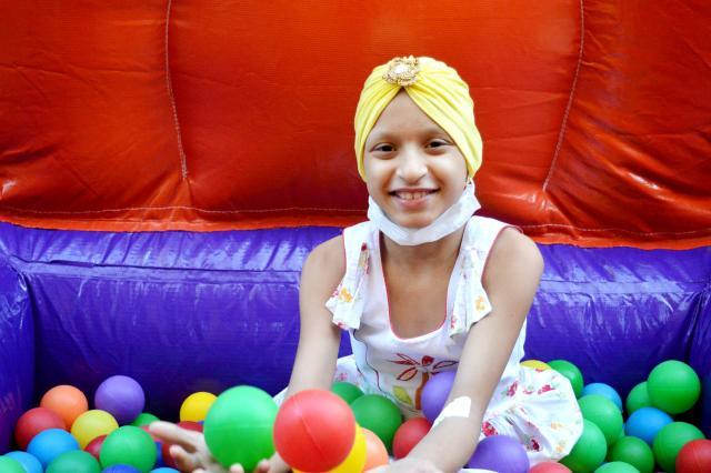 Na cura do câncer infantojuvenil, quanto mais cedo melhor!