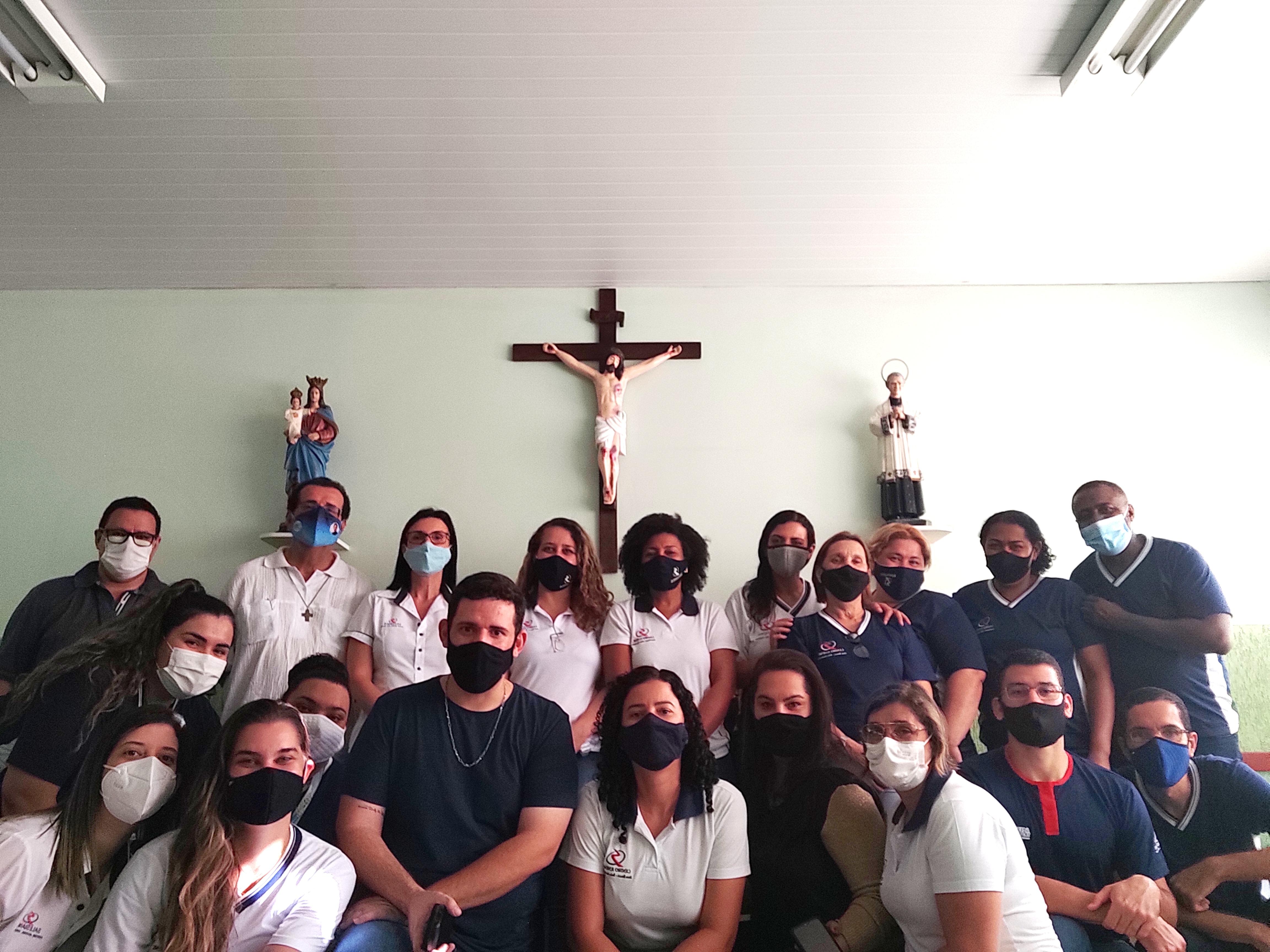 Equipe Centro Juvenil Dom Bosco