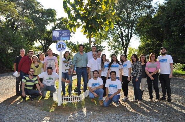 Foto da equipe da ONG Consórcio Intermunicipal das Bacias dos Rios Piracicaba, Capivari e Jundiaí