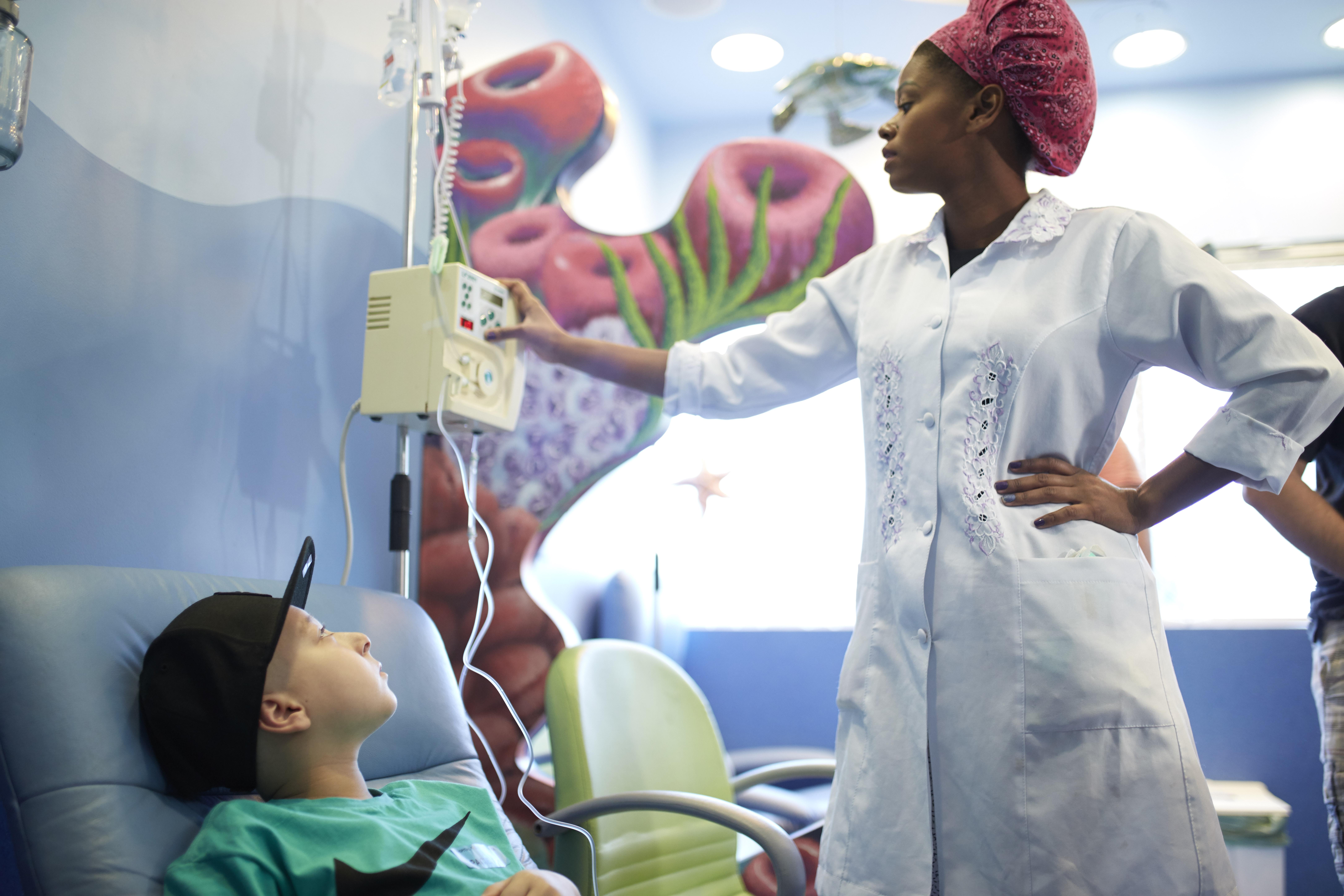 19 médicos capacitados em diagnóstico de câncer para crianças e adolescentes