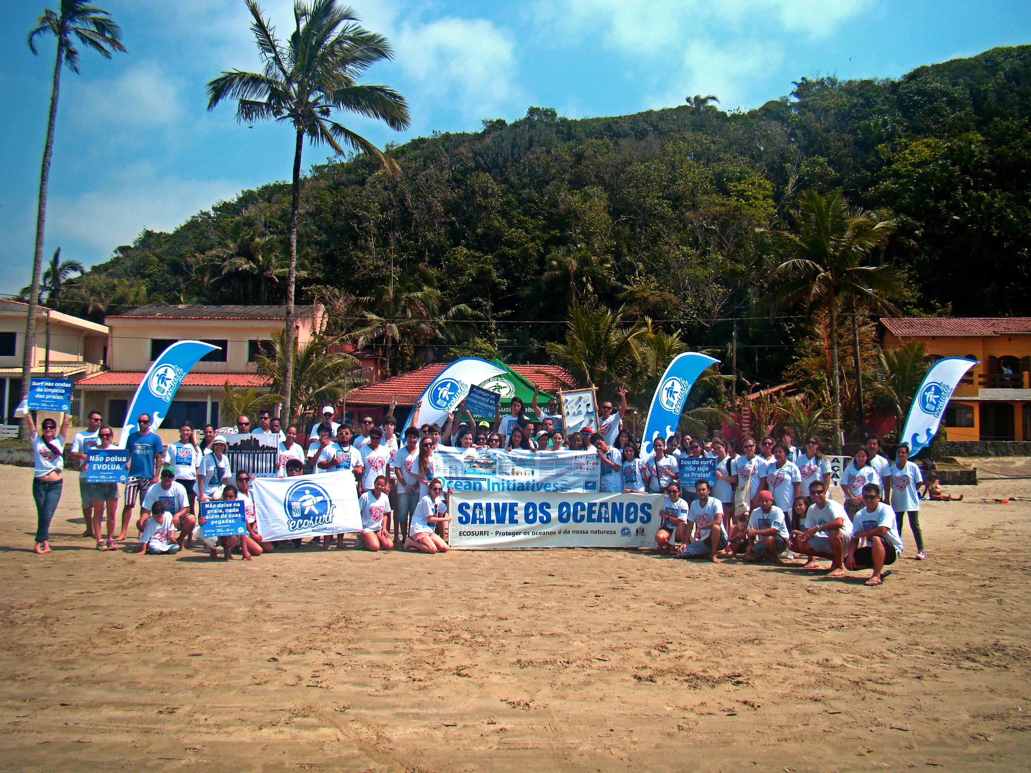 Equipe Instituto Ecosurf