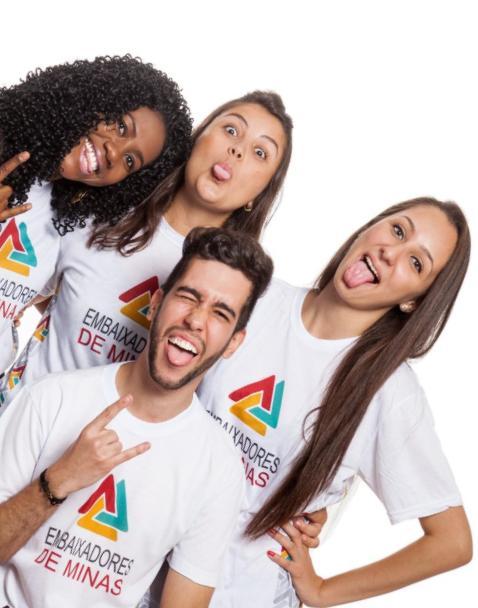 Equipe Embaixadores de Minas