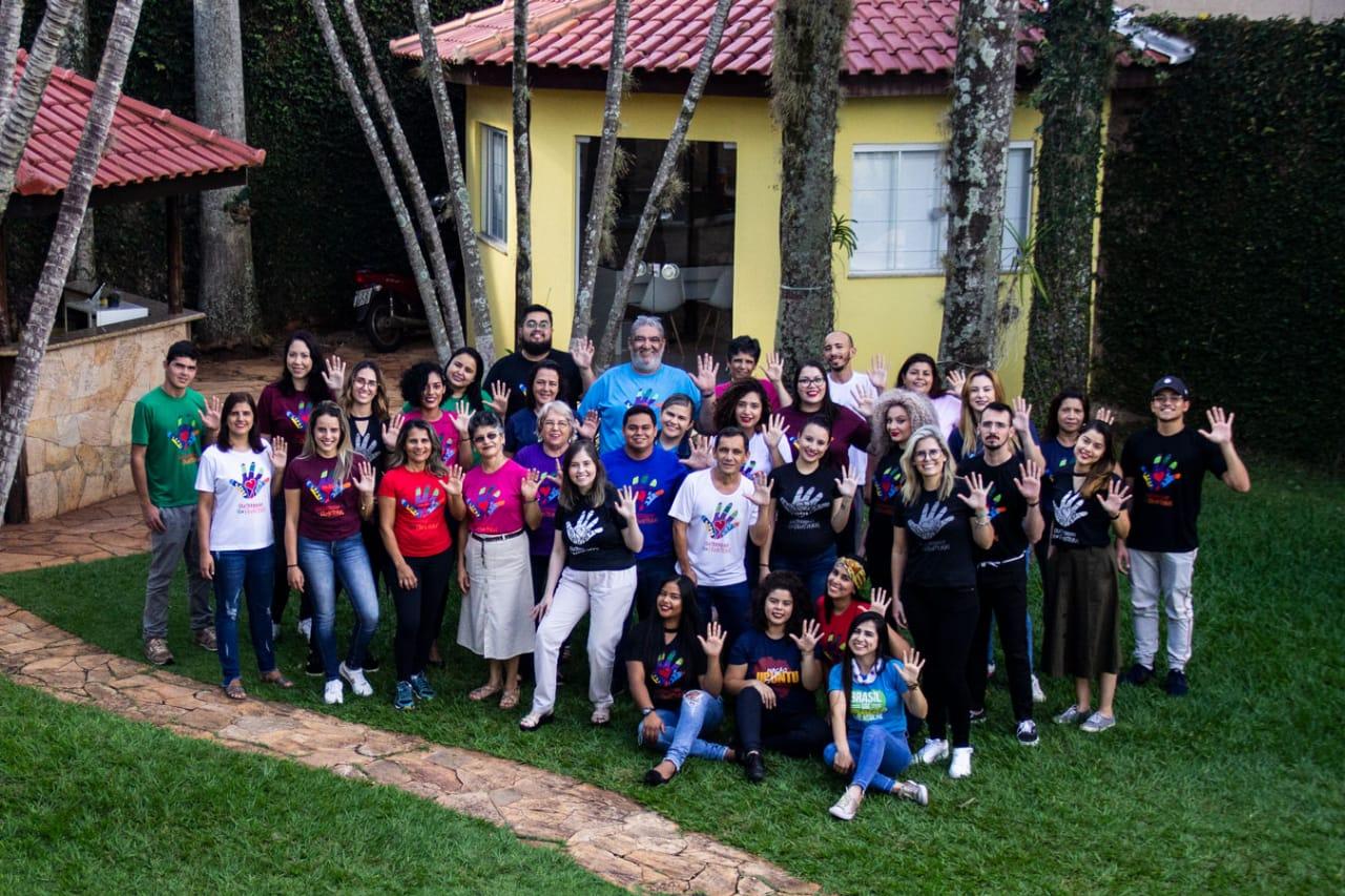 Equipe Organização Fraternidade sem Fronteiras