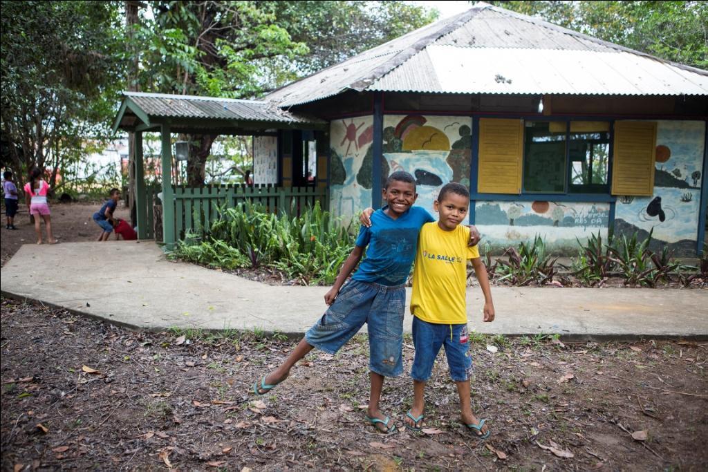 Em favor do equilíbrio social, econômico e ambiental do município de Novo Airão - AM por meio de projetos de educação e gestão ambiental