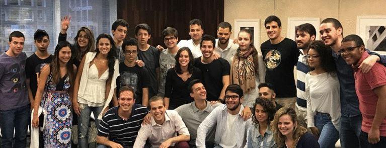 Equipe associação projeto gauss